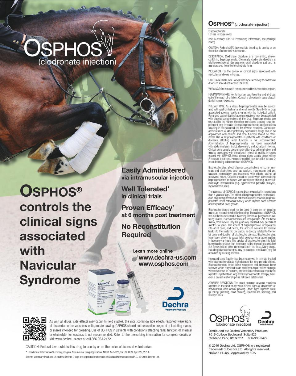 Buy depo provera for horses doc - Osphos Clodronate Injection Bisphosphonate For Use In Horses Only Brief Summary For Full Prescribing Information