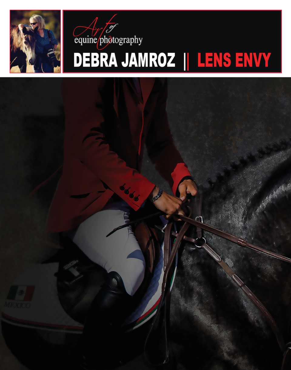 THE  COMPETITIVE EQUESTRIAN March   April 2019 Issue 21  Longines FEI Jumping Nations Cup    of United States of America P...
