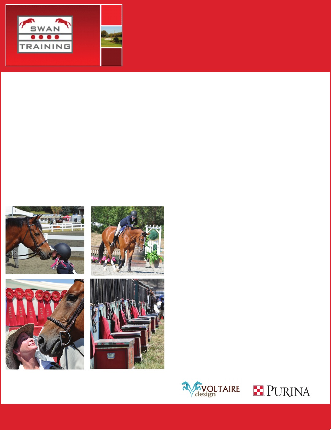 I have to write a research paper on: Competitive horse riding community what's it like?